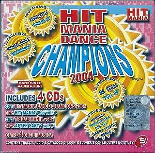 Hit Mania Dance Champions 2004