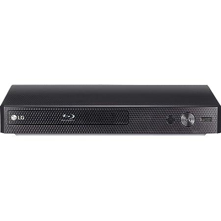 LG BP175 Region Free Blu-ray Player, Multi Region 110-240 Volts, 6FT HDMI Cable & Dynastar Plug Adapter Bundle Package