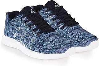 Action Shoes Women's Blue Running Shoes  - 8 UK (40EU) (ATL-15-NAVY)