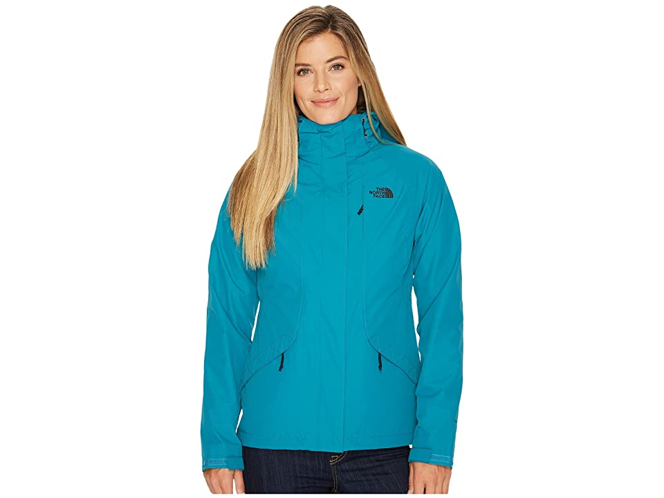 The North Face Boundary Triclimate(r) Jacket (Harbor Blue) Women