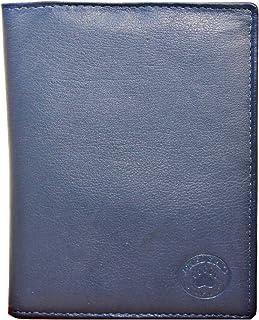 Frédéric Johns® - Grand Classique Portefeuille Homme en Cuir - Portefeuille RFID - Portefeuille spécial Carte Grise