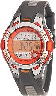 Women's 45/7030 Digital Chronograph Resin Strap Watch