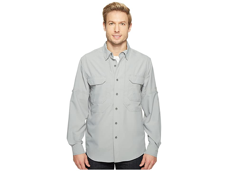 Royal Robbins Expedition Chill Long Sleeve (Light Pewter) Men