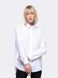 camisa manga longa feminina pima