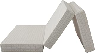 東京西川 ベッドマットレス シングル アフィット 腰をしっかり支える 三つ折で収納コンパクト 体圧分散 がわ地を洗えるので清潔 抗菌防臭