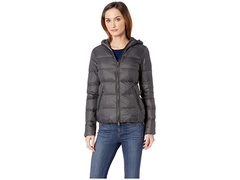 Ilse Jacobsen Light Down Jacket (Dark Antracite) Women