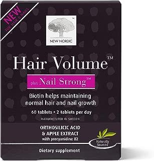 new nordic hair volume coupon
