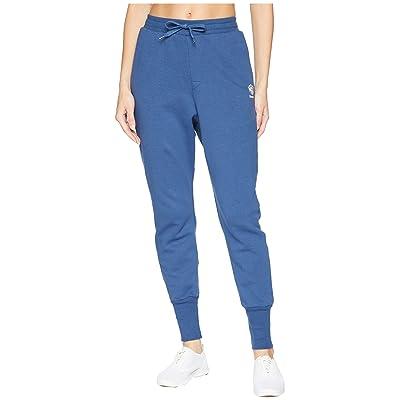 Reebok Dynamic Classic Pants (Washed Blue) Women
