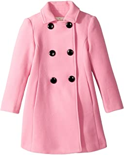 Kate Spade New York Kids Bow Back Coat (Toddler/Little Kids)