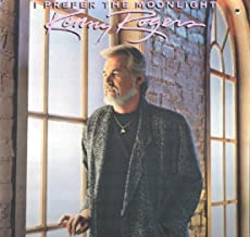 I Prefer the Moonlight (New Never Opened) By Kenny Rogers Record Vinyl Album LP