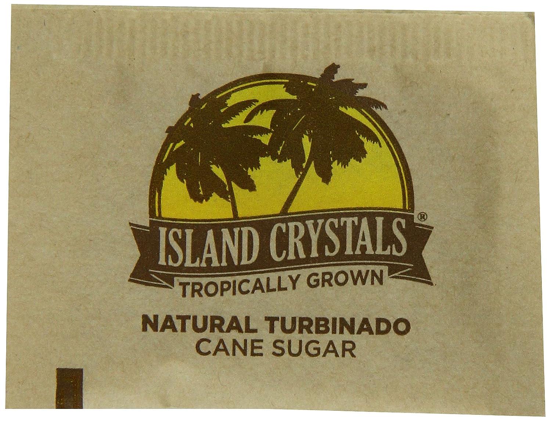 Island Crystals Cane Sugar Natural Dealing full price reduction 1200 Tampa Mall Turbinado Count