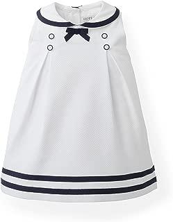 Hope & Henry Layette Woven Sailor Dress
