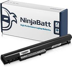NinjaBatt Batería para HP OA04 OA03 746641-001 740715-001 HSTNN-LB5Y TPN-C113 HSTNN-LB5S HSTNN-PB5Y F3B94AA 240 G2 250 G3 TPN-F113 TPN-F115 - Alto Rendimiento [4 Celdas/2200mAh/33wh]