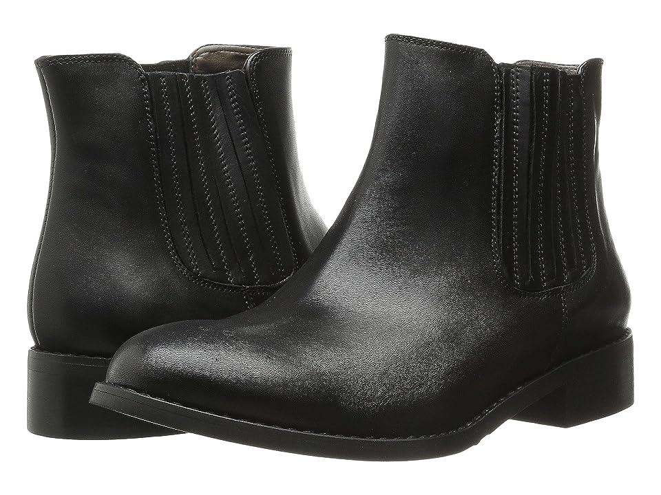 Bella-Vita Liv-Italy (Black Leather) Women