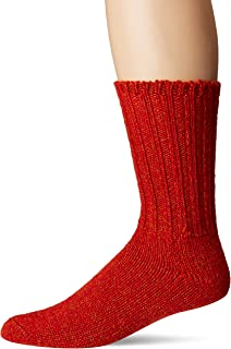 Merino Solid Ragg Wool Sock