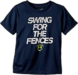 Under Armour Kids - Swing For The Fences Short Sleeve (Toddler)