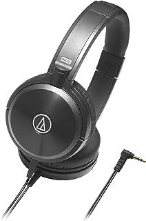 audio-technica SOLID BASS 密閉型オンイヤーヘッドホン ポータブル ATH-WS77