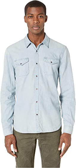 Marshall Sport Shirt w/ Two Chest Pockets W544V1B