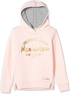 NAME IT meisjes sweatshirts NKFTPRETTY SWE W HOOD UNB