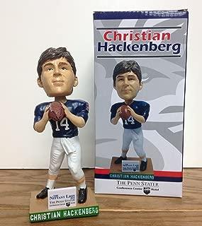 Christian Hackenberg Penn State Nittany Lions / NY Jets Quarterback STADIUM PROMO Bobblehead SGA