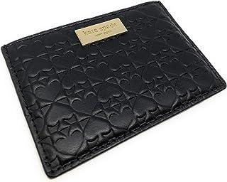 Kate Spade Love Spade Graham Wallet Leather Card Holder Credit Card Case Black