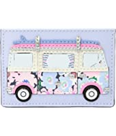 Kate Spade New York - California Dreaming Surf Van Card Holder