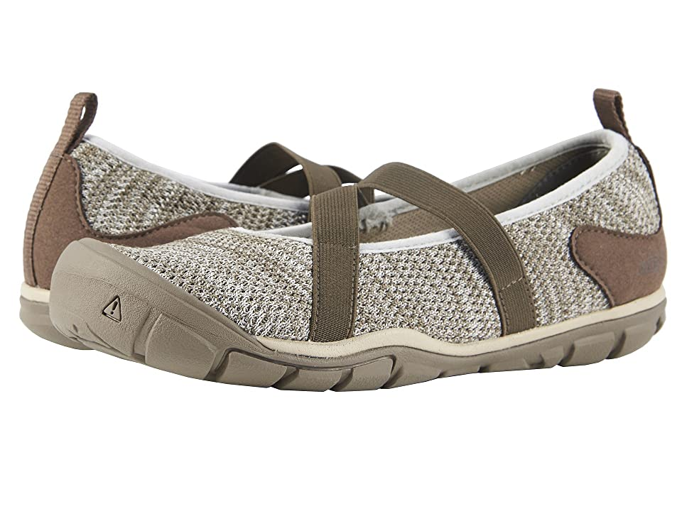 Keen Hush Knit MJ (Brindle/Canteen) Women