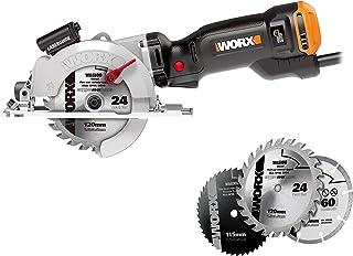 WORX WX437 XL 800W WORXSAW Compact Circular Saw