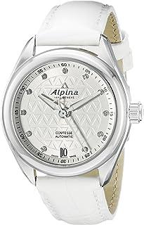 Alpina Women's AL-525STD2C6 Comtesse Analog Display Automatic Self Wind White Watch