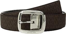 """38 mm (1.5"""") Reversible Logo Belt"""