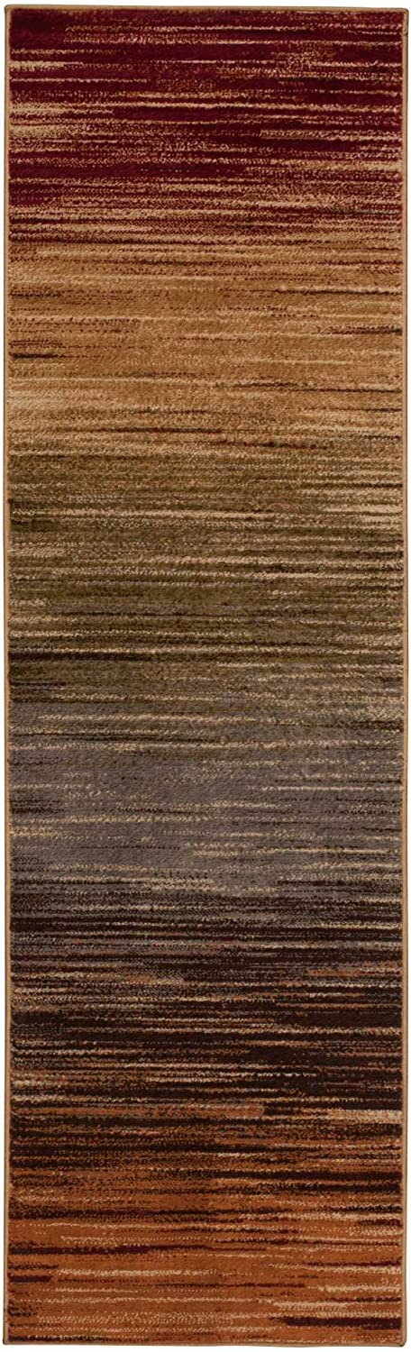 Nourison Paramount outlet Multicolor Runner Area Rug Branded goods 2-Feet 2-Inches b