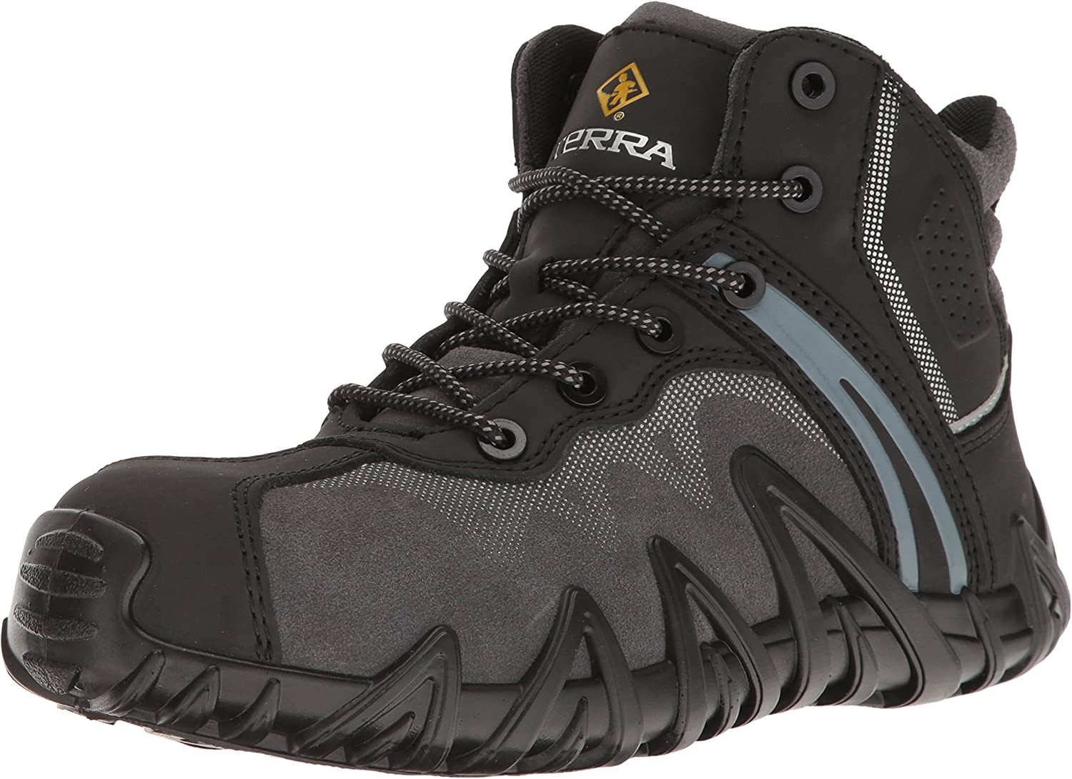 Terra Mens Venom MID Cut Work shoes