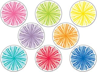 Carson Dellosa – Hello Sunshine Poms Colorful Cut-Outs, Classroom Décor, 36 Pieces