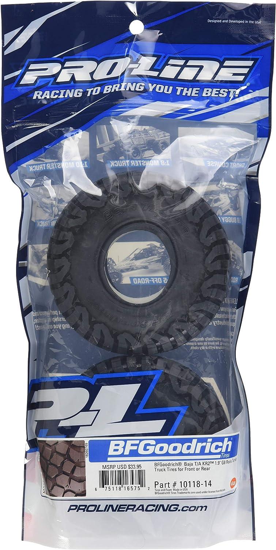 Proline 1011814 BFGoodrich KR2 1.9 G8 Rock Terrain Tire with Memory Foam
