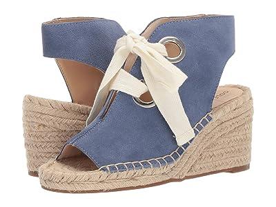 SOLE / SOCIETY Cambrine (Blue Jean/Cream) Women