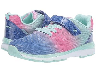 Stride Rite M2P Cora (Little Kid) (Purple/Pink) Girls Shoes