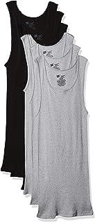 ملابس داخلية رجالي Hanes Hanes بدون علامات مريحة وناعمة مصبوغة، 6 قطع ملابس داخلية