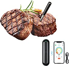 Bewahly Wireless Meat Thermometer Smart Real-time Monitoring for Oven