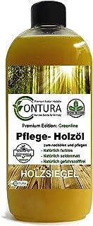 PROFI Pflegeöl Holzöl Holzschutz Tisch- und Möbelöl zum ölen Eiche Buche Teak öl 250ml.