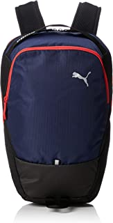 PUMA Fashion Backpack for Men - Polyester, Blue (75755)
