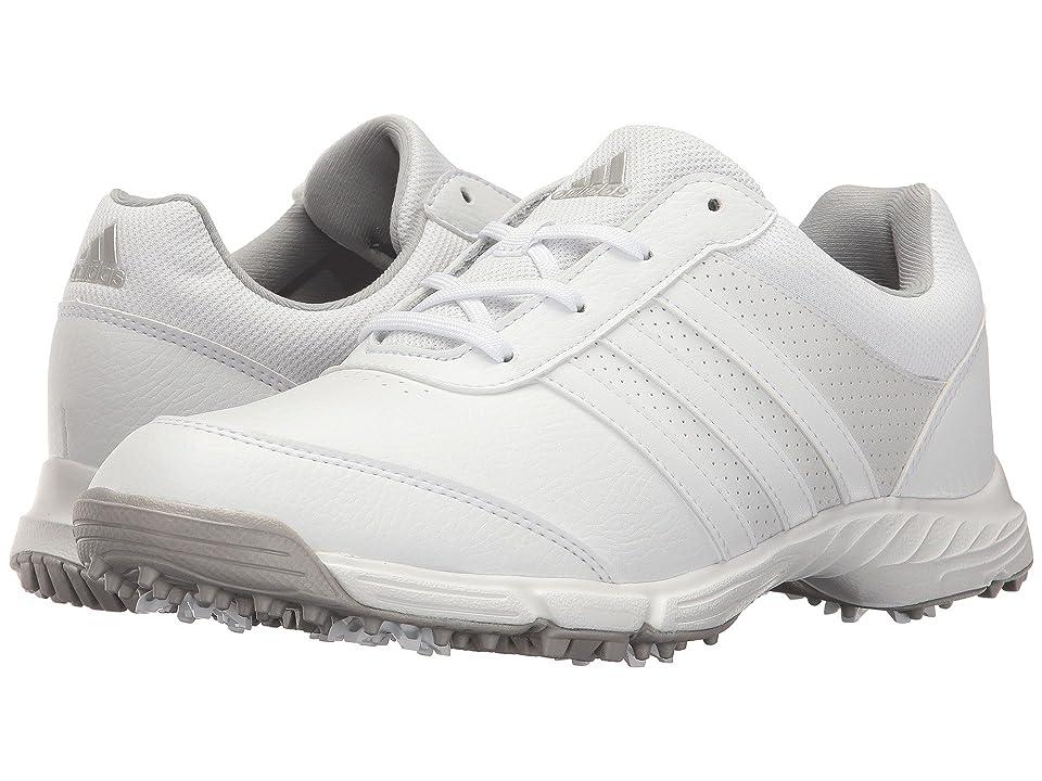 adidas Golf Tech Response (Ftwr White/Ftwr White/Matte Silver) Women