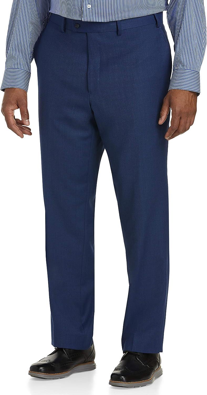 Jack Victor Reflex Solid Suit Pants, Blue