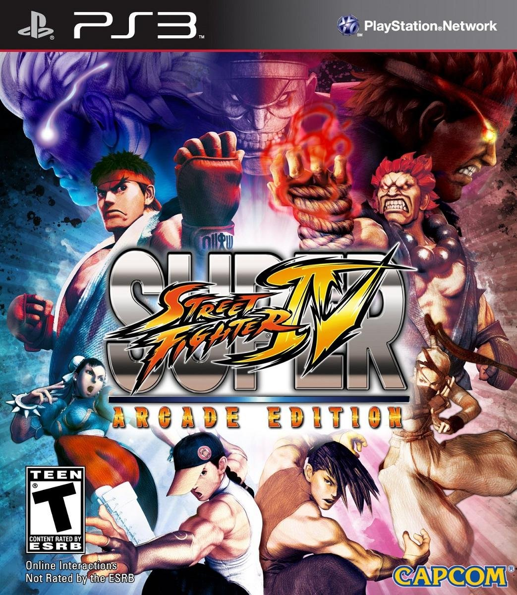 Super Street Max 50% OFF Fighter IV Arcade Edition Industry No. 1 - PS3