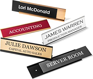 office door name plates australia