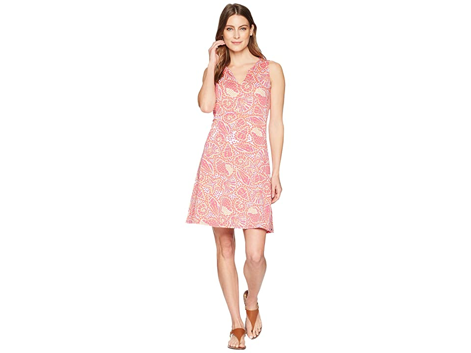 Hatley Sienna Dress (Fuchsia St.Barts) Women