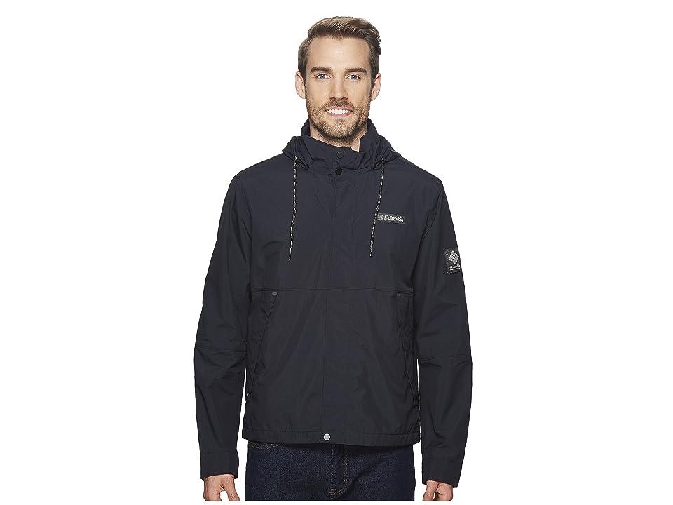 Columbia Hoyt Park Hybrid Jacket (Black) Men