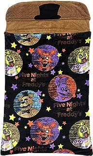 Five Nights at Freddys Hooded Blanket