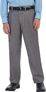 Boys Flat Front Dress Pants