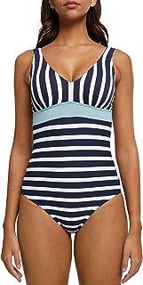 ESPRIT Tampa Beach Nyrpadded Swimsuit Costume Intero Donna