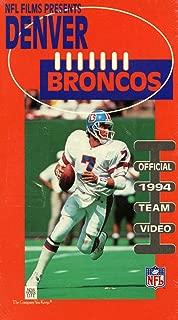 Denver Broncos 1994 VHS